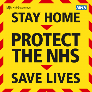 Stay Home. Protect the NHS