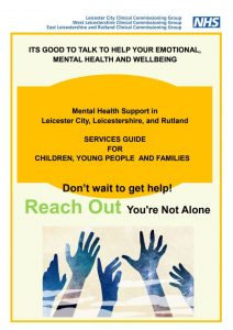 Mental Health Support Directory for young people